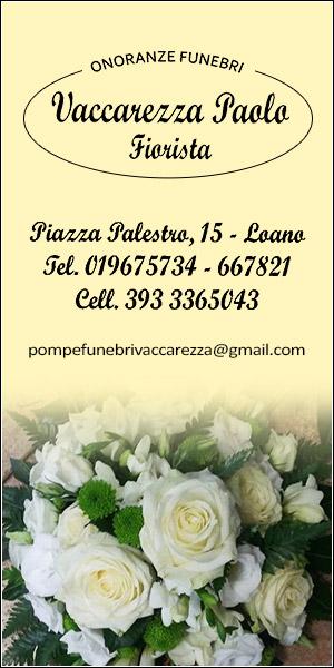 Onoranze Funebri Vaccarezza Loano Tel. 019 675734 - Cell. 393 3365043