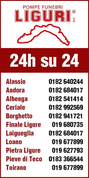 PFL Finale Ligure - Tel. 019 680735